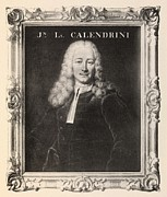 Jean Photos - Jean-louis Calandrini, Swiss Physicist by Middle Temple Library
