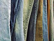 Jeans Print by Anna Villarreal Garbis