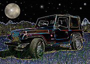Danny Jones - Jeep Glow in the Moon...