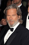 Jeff Bridges Art - Jeff Bridges At Arrivals For The 83rd by Everett