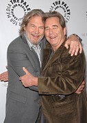Jeff Photos - Jeff Bridges, Beau Bridges by Everett