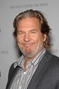 Jeff Bridges Art - Jeff Bridges In Attendance For American by Everett