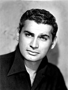 Publicity Shot Photos - Jeff Chandler, Ca. 1949 by Everett
