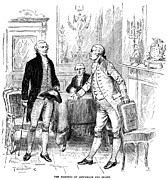 Citizen Prints - Jefferson & Genet, 1793 Print by Granger