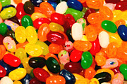 Jelly Belly - Painterly Print by Wingsdomain Art and Photography