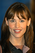 Fundraiser Art - Jennifer Garner At The Childrens by Everett