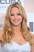 Bustier Art - Jennifer Lawrence At Arrivals For 2011 by Everett