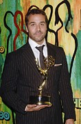At The After-party Prints - Jeremy Piven At Arrivals For Hbo Emmy Print by Everett