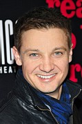 Jeremy Prints - Jeremy Renner  At Arrivals For Reasons Print by Everett