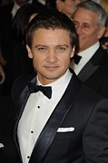 Kodak Theatre Framed Prints - Jeremy Renner At Arrivals For The 83rd Framed Print by Everett