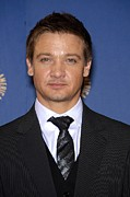 Jeremy Prints - Jeremy Renner In The Press Room Print by Everett