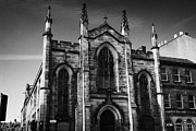 Francis Photo Prints - Jericho House Former St Francis Church And Friary Edinburgh Print by Joe Fox
