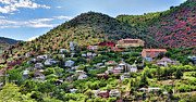 Mining Town Prints - Jerome - Arizona Print by Saija  Lehtonen