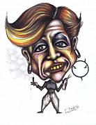 Comedy Central Drawings - Jerri Blank by Maxx Kim