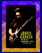 Rock Photos Posters - Jerry Cheney 1 Poster by Ben Upham