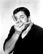 Buns Prints - Jerry Lewis, Portrait Print by Everett