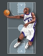 Walter Oliver Neal - Jerry Stackhouse
