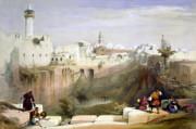 jerusalem 1800s art