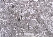 Jerusalem Iv Print by Yuriy Mkhitaryants