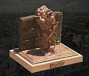 Jerusalem Sculptures - Jerusalem Lion by Giora Eshkol
