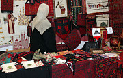 Crafts Photos - Jeruslamite Women Crafts by Munir Alawi
