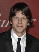 Palm Springs Convention Center Art - Jesse Eisenberg At Arrivals For 22nd by Everett