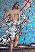 Jesus Photos - Jesus and the Sea by Munir Alawi