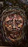Jesus Christ Print by David Nagel