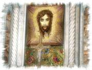 Jesus Crucifix Digital Art - Jesus I by Rose Guay