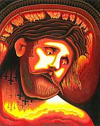 Illinois Drawings - Jesus In China by In God We Trust--formerly known as--Steve Kreuscher