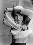 1957 Movies Photos - Jet Pilot, Janet Leigh, 1950, Released by Everett