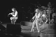 Concert Photos Art - Jethro Tull in concert  by Ben Upham
