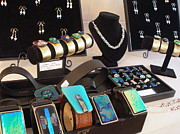 Belt Buckle Jewelry - Jewelry by Maryann Meken Silvestri by Peter Lawrence Gallery