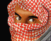 Jihad Paintings - Jihadi by Darren Stein
