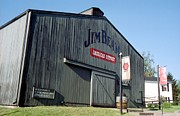 Sour Prints - Jim Beam Distillery Print by Lynnette Johns