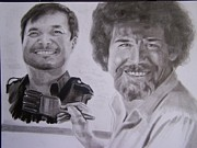 Luis Carlos Alvarado - Jim Lee and Bob Ross