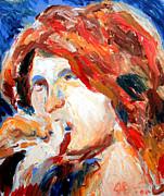 Jon Baldwin  Art - Jim Morrison Horse Latitudes