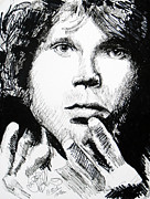 Jon Baldwin  Art - Jim Morrison