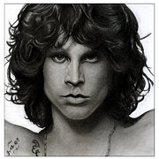 Debbie Engel - Jim Morrison Pencil...