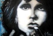 Jon Baldwin  Art - Jim Morrison Ravens Claws