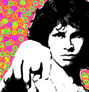 Otis Porritt - Jim Morrison-spirals