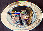 Belt Buckle Jewelry - Jim n Jimmy buckle by John Maringola