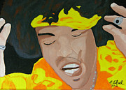 Michael Jackson Photo Originals - Jimi - Fire by Hubert Ebel