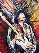 Jon Baldwin  Art - Jimi Hendrix 2