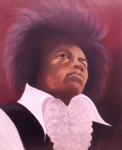 Helen Originals - Jimi Hendrix by Helen Thomas