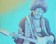 Derek Donnelly Art - Jimi2012 by Derek Donnelly
