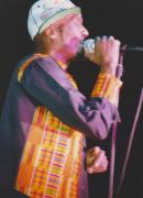 Movies Photo Originals - Jimmy Cliff by Mia Alexander