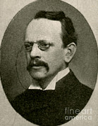Isotopes Posters - J.j. Thomson, English Physicist Poster by Photo Researchers