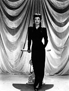 Evening Gown Photos - Joan Crawford, Ca. 1940s by Everett
