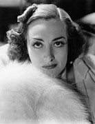 Jt-18 Prints - Joan Crawford, Ca. Late 1930s Print by Everett